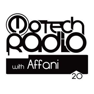Motech Radio with Affani - Show #20