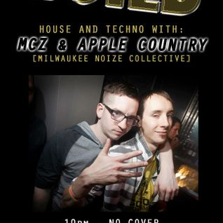 Apple Country Live at Carte Blanche 1-26-13 [2 Sets]