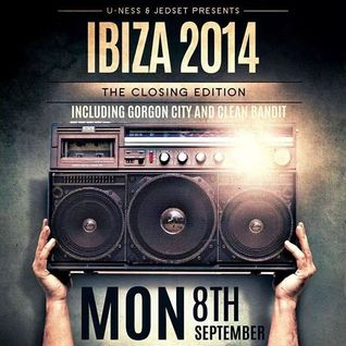 IBIZA 14 CLOSING EDITION MIX LIVE BY DJ RYAN BRASCO