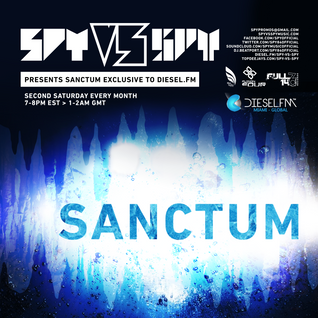 Spy - Sanctum 029- Air Date: 08/08/15 (Diesel.FM)