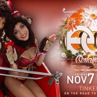 Headhunterz - EDC Orlando 2014 (USA) – 08.11.2014