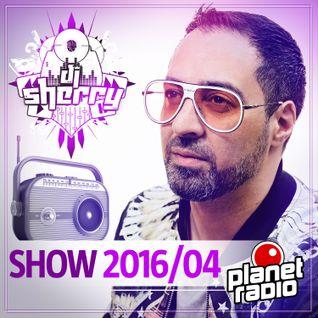 Dj Sherry Show 2016.04