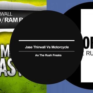 Jase Thirlwall vs. Motorcycle - As The Rush Freaks (RealRamic Mashup)