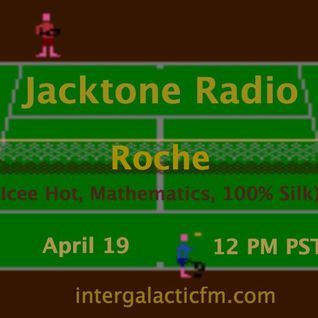 Jacktone Radio #38 - Roche (Icee Hot, Mathematics, 100% Silk | SF)