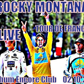 Rocky Montana - live@ Tour de France 4 Bochum Encore Club 02.10.2014