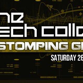 Ninja Gaijin - DJ set @ Tech Collective 9 (Dark Jungle 26 March 2016)