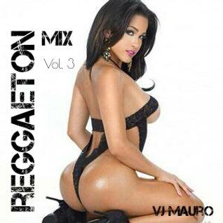 VJ Mauro - Reggaeton Mix Vol 3