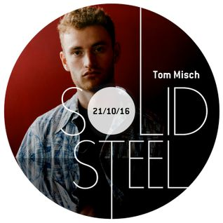 Solid Steel Radio Show 21/10/2016 Hour 1 - Tom Misch