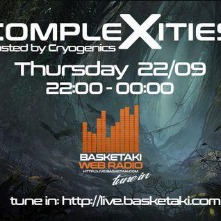 Basketaki Web Radio - CompleXities [22/09/2016]