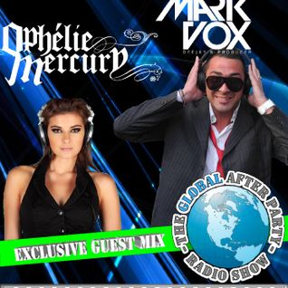 The Global After Party Radio Show 11-17-2012 HR 1 with Viktor Van Mirr.