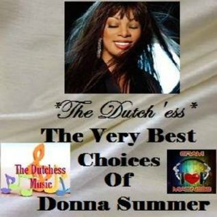 The Very Best Choices of Donna Summer