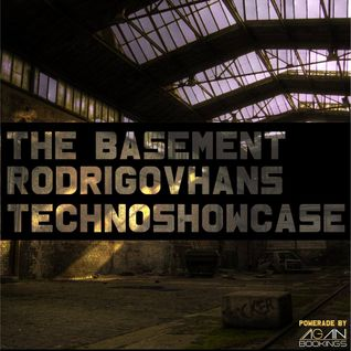 Rodrigo Vhans pres. The Basement Techno Showcase