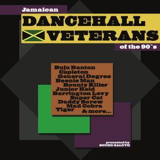 Dancehall Veterans of the 90ies - Mixtape