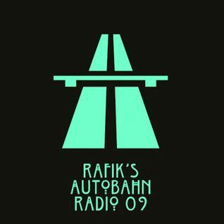 彡 Sarah Farina for DJ Rafik's Autobahn Radio show | 2015