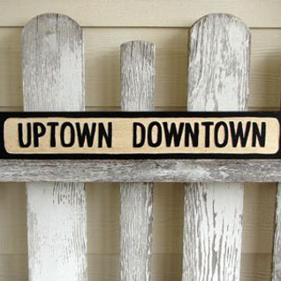 Uptown Downtown