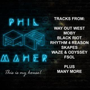 Phil Maher Radio Podcast 14-10-2016
