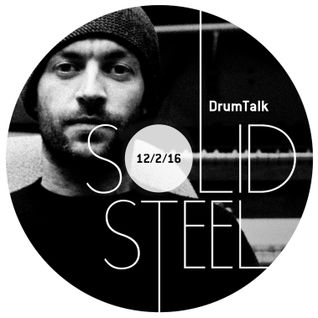 Solid Steel Radio Show 12/2/2016 Hour 1 - DrumTalk