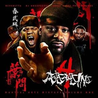 Hevehitta & DJ Unexpected - 4 Assassin's | Martial Arts Mixtape Vol.1