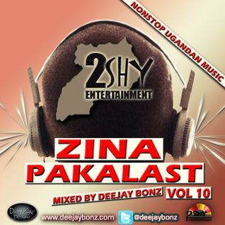 Deejay Bonz - Zina Pakalast Vol.10 (Part 1)