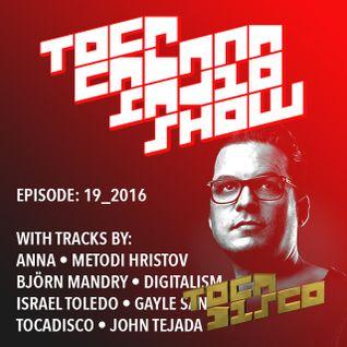 TOCACABANA RADIO SHOW 19_2016
