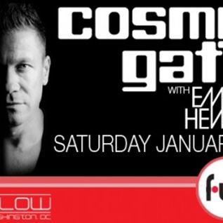 Cosmic Gate - Live @ Fur (Washington DC) - 28.01.2012
