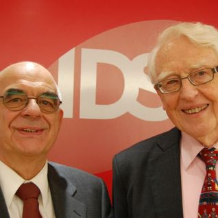 Special IDS podcast - Professor Jan Pronk interviewed by Sir Richard Jolly