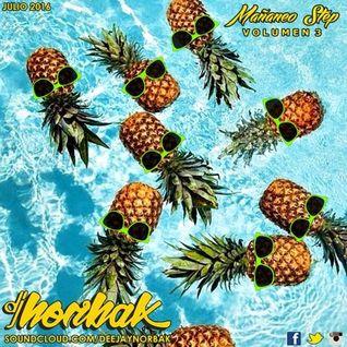 DJ NORBAK - Mañaneo Step - Volumen 3 [2016]