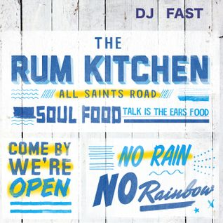 Dj FAST's The Rum Kitchen Brunch