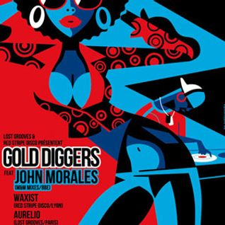 John Morales @ Gold Diggers, Djoon, Saturdy March 22nd, 2014