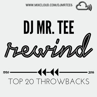 #Rewind TOP 20 THROWBACKS