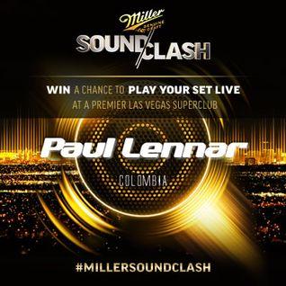 Paul Lennar - Colombia - Miller SoundClash: Las Vegas 2016