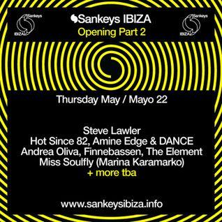 Steve Lawler - Live @ Sankeys Opening Party 2014 (Ibiza) - 22.05.2014