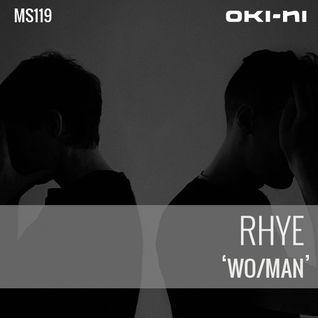 WO/MAN by Rhye