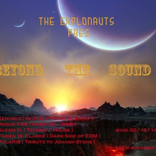 Beyond The Sound #3 by Rogue Fire