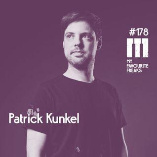 My Favourite Freaks Podcast #178 Patrick Kunkel