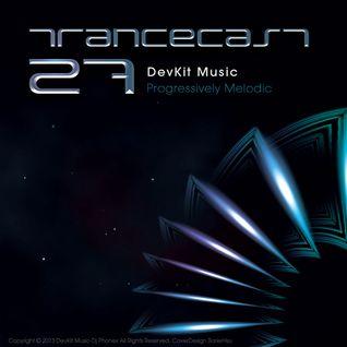 DevKit TranceCast 027 - Progressively Melodic