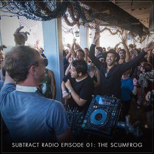The Scumfrog - Subtract Radio 01