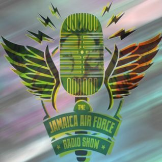 Selector Lazy Face (Jamaica air force) in the studio (2013.10.07)