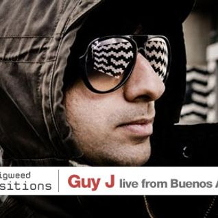 Guy J - Transitions Guest mix (Live from Bahrein , Buenos Aires)
