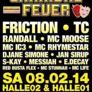 Randall & MC Moose @ Carnival Fever 08.02.2014