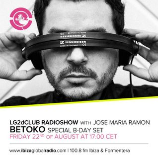Betoko @ Ibiza Global Radio - Exclusive - Ago 14