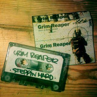 Önder aka Grim Reaper - `Steppin Hard´ (60 min. Phyrin Tape Mixtape 1999)