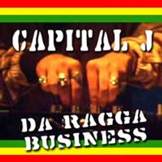 DJ CAPITAL J - DA RAGGA BUSINESS (1998)
