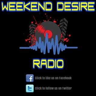 Weekend Desire Radio - Beat Frequency Crew - 7.11.15