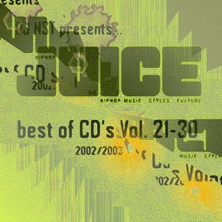 DJ NST - best of Juice CDs 21-30