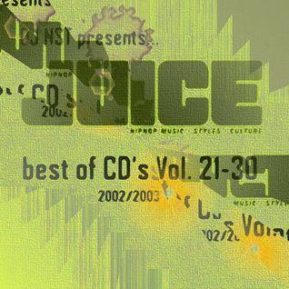 DJ NST - best of Juice CDs 21-30