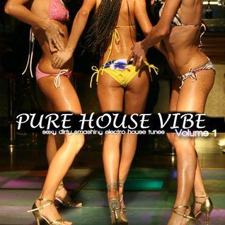DJ eLLy - Pure House Vibe Vol. 1