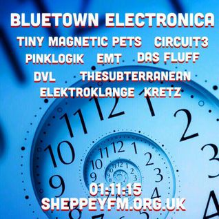 Bluetown Electronica show 01.11.15