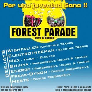 Meste - Forest Parade 2008 (1st version)