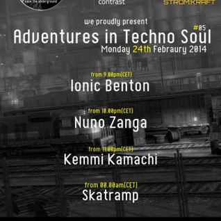 NUNO ZANGA @ ADVENTURES IN TECHNO SOUL #05
